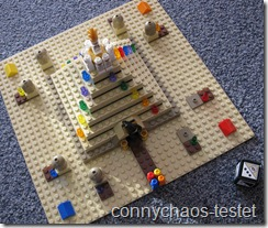 Lego Spiel Ramses Pyramid