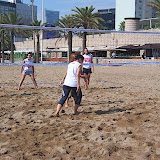 Voley platja 4x4 mixto Merc 08
