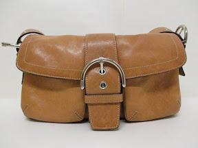 Coach Saddle Bag