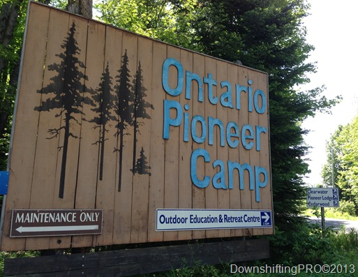 Ontario Pioneer Camp  Adventure Camp_Muskoka_OPC_#PioneerCamp_@DownshiftingPRO