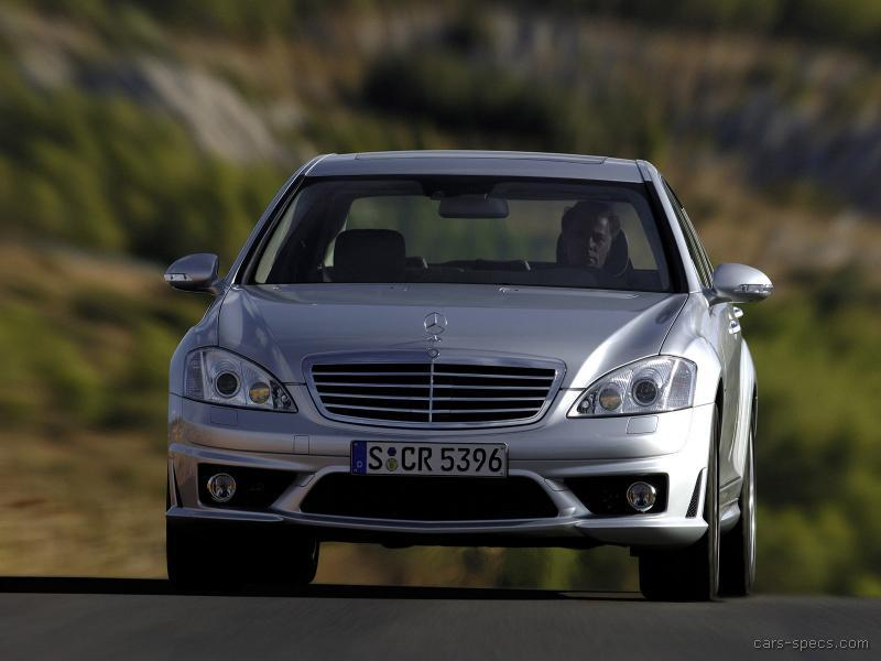 2009 Mercedes Benz S Class S63 Amg Specifications