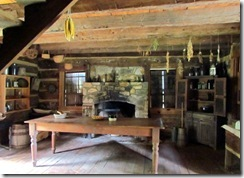 Living History Farm at King's Mountain SP