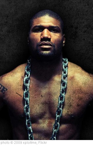 'Rampage Jackson iPhone wallpaper' photo (c) 2009, xploitme - license: http://creativecommons.org/licenses/by-sa/2.0/
