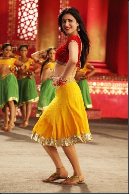 Shruthi Hassan Hot photos from Balupu Movie 1