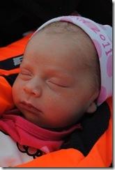 Lisas första båttur 1.8. 2011 063