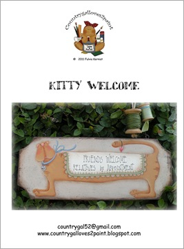 kitty welcome frontpage for  pdf