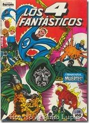 P00028 - Los 4 Fantásticos v1 #28