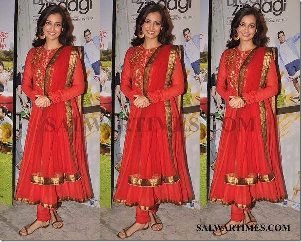 Designer Salwar Kameez by Ritu Kumar From Designer Ritu Kumar