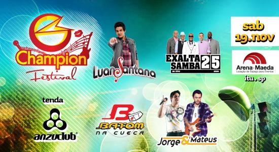 Champion Festival Itu 2011