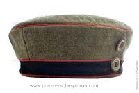 Pruska czapka I wojenna