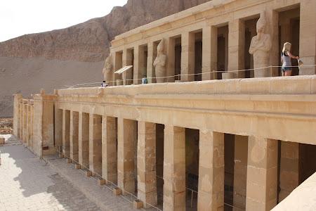 Obiective turistice Luxor: Hatshepsut