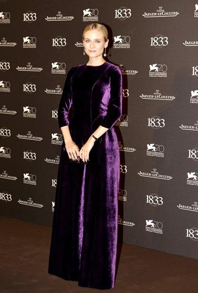 Diane Kruger de Alberta Ferreti