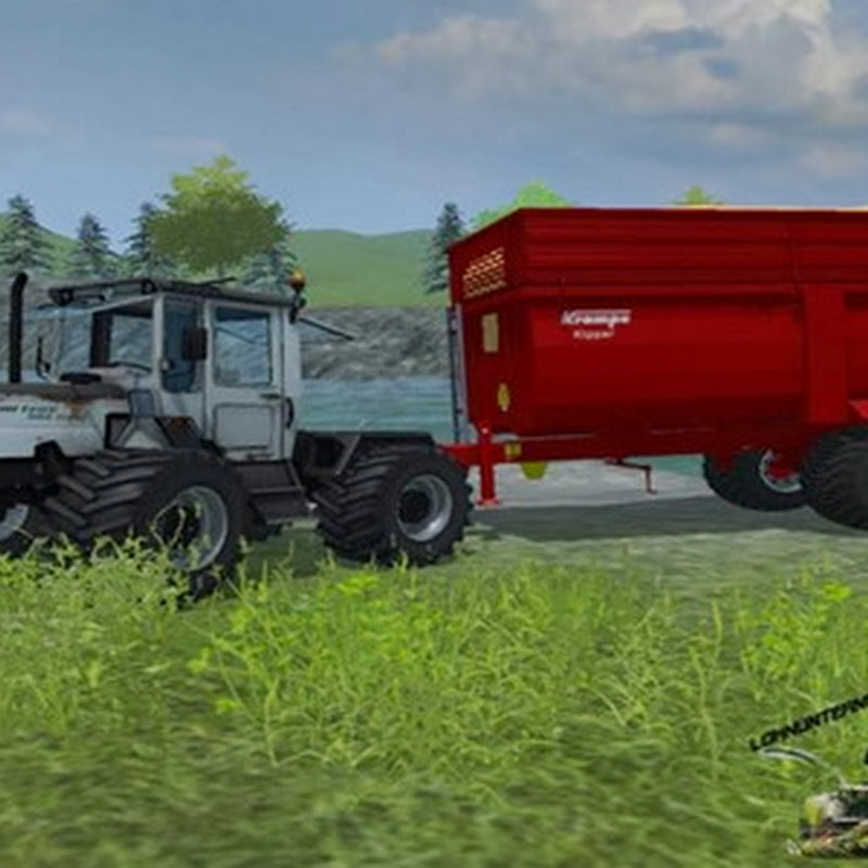 Farming simulator 2013 - Krampe BBE 600 E v 1.0