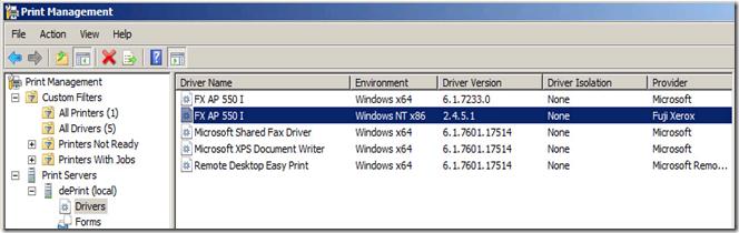 10 x86 driver