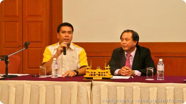 Conference at Hotel Royal