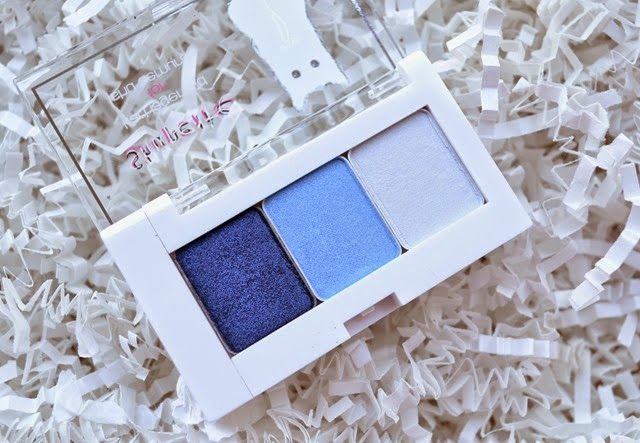 Shu Uemura Shupette Collection Eye Need Shu Blue Trio Review  Swatches (3)