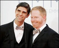Jesse Tyler Ferguson and boyfriend