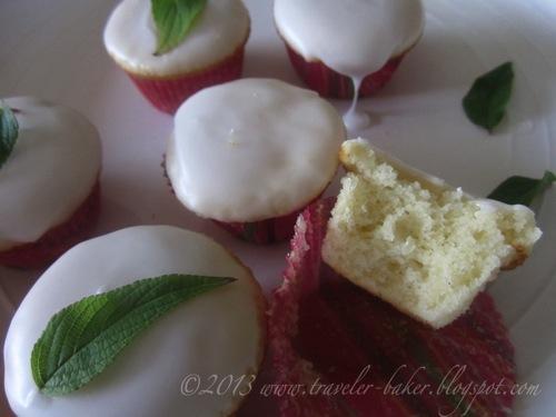 Mini Cupcake al Limone 5