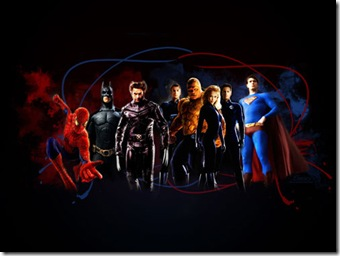 poze desktop supereroi