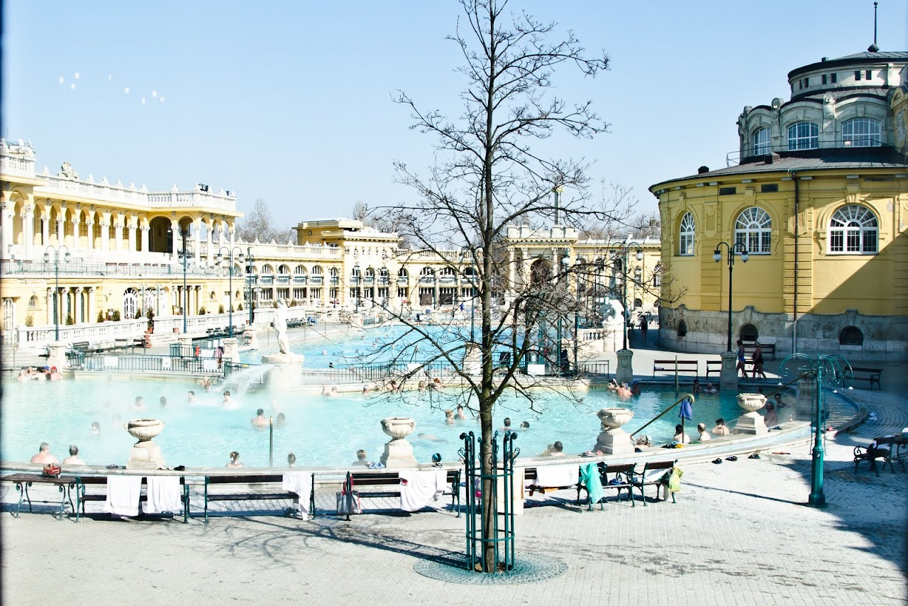 Schzenyi Baths