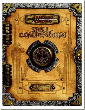 Spell Compendium premium edition