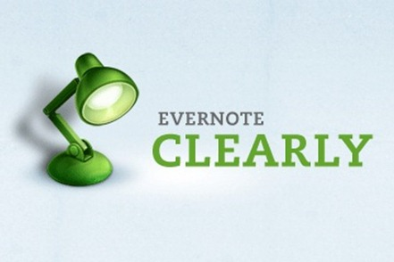 Evernote Clearly - logo