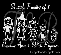 Pagan Family Vinyl Decal