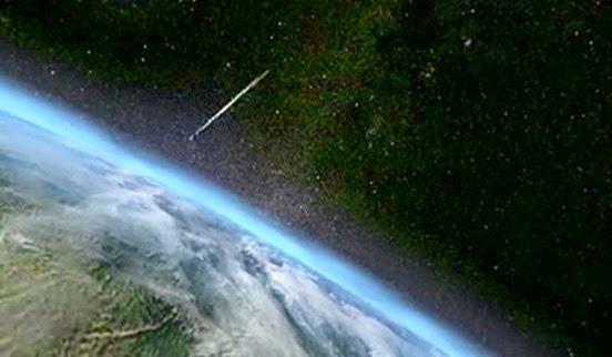 Colisão de grande asteroide