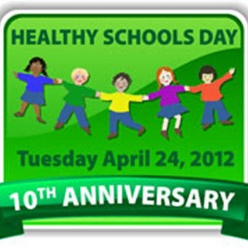 Día Nacional de las Escuelas Saludables