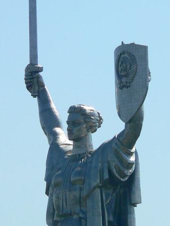 Pics of Kiev: Ukrainean Mother Land