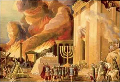 templo de jerusalém destruido 70 dc