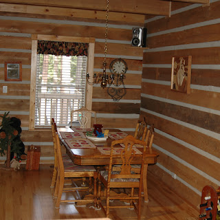 Dining area of an Ecolog home