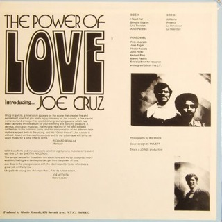 Joe acosta power of love back JPG