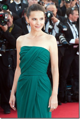 Virginie Ledoyen Red Carpet Cannes Film Fest Fb-NG7JZk9Xl