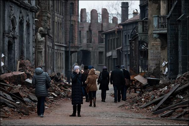 La cité oubliée - Mosfilm