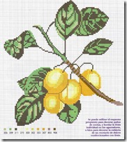 limones punto de cruz (3)