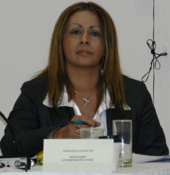 Σμαράγδα Σαρδελή: Όχι στην κατάργηση ΔΟΥ & Ειρηνοδικείου Ιθάκης