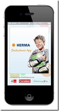 HERMA-Schulbuch-App