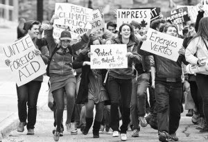 Genç Azınlıkların Politikaya Katılımı
