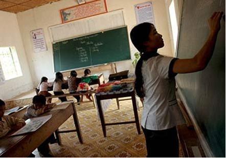 Giáo viên thất nghiệp và trách nhiệm giáo dục