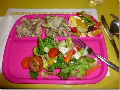 LaVon's plate