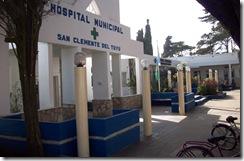 Hospital de San Clemente del Tuyú