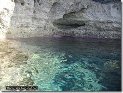 Grotte ed anfratti - Lampedusa