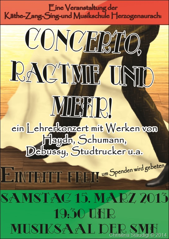 Concerto Ragtime