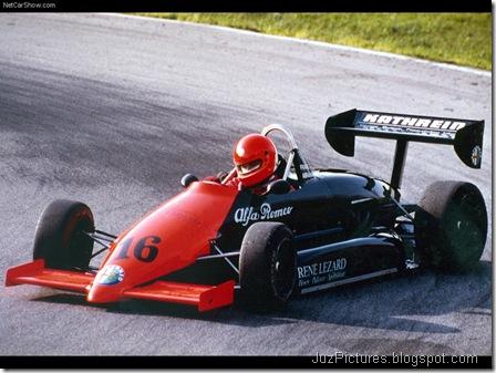 Alfa Romeo 2.0i TS Formula 3 1
