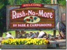 rush no more