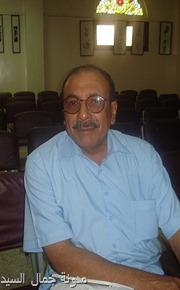 الشاعر أحمد ناصر جابر