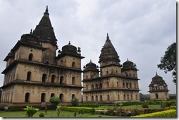 orchha 034 Chhatri- cénotaphes