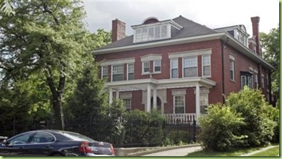 obama's starter home