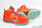 lebron9 allstar galaxy 10 web white Nike LeBron 9 All Star aka Galaxy Unreleased Sample